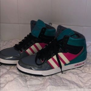 Adidas Sneakers 80's Style